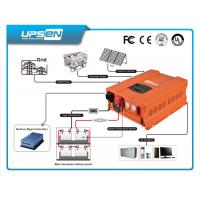 High Efficiency Hybrid Solar Inverter with Smart Remote Control Manufactures