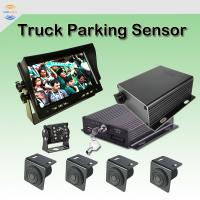 Thermal Cctv IP66K Camera Trailer Truck Reverse 24v Parking Sensor with reverse image For Truck Manufactures
