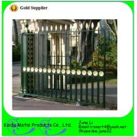 wrought iron gate for home garden Manufactures