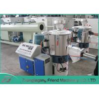 Compact Structure Plastic Material Mixer Machine Beautiful Appearance Manufactures