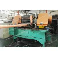 Horizontal Copper Continuous Casting Machine For 100mm Red Copper Pipes Manufactures