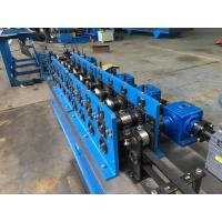 High Speed Angle Roll Forming Machine With Notching And Convey Manufactures