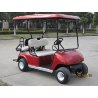 Buy cheap 4 seat electric golf cart with CE certificate China from wholesalers