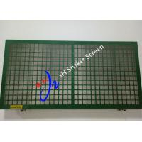 China MI Swaco Mongoose Shaker Screen Steel Frame For Solids Control Equipment on sale