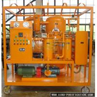 Double Stage Vacuum Oil Purifier Mobile Type Improve Insulation Oil Dehydration Manufactures
