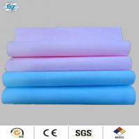 Nylon Microfiber Spunlace Non Woven Polyester Fabric In Curtains And Blind Window Manufactures