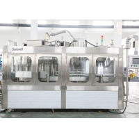 China Manufacturers 3 In 1 Glass Bottle Wine Washing Filling Capping Machine Beer Alcoholic beverage Bottling Line on sale