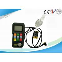 Portable NDT Ultrasonic Thickness Gauge For Metal Material Testing , SFJC300 Manufactures