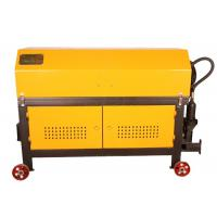 Stainless Steel Rebar Straightening Machine High Speed Hydraulic Automatic Type Manufactures