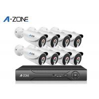 China Indoor AHD CCTV Kit  4MP 8CH Ahd Cctv Surveillance Camera System on sale