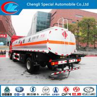 Faw 6*2  fuel vehicle of 260hp Manufactures