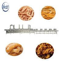 Electric Gas Puffed Automatic Food Processing Machines Automatic Chips Frying Machine Manufactures
