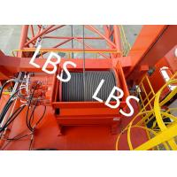 Buy cheap General - Purpose Spooling Device Winch With Lebus Groove / Bridge / Overhead from wholesalers