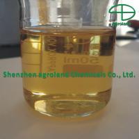 Quality Light-Brown Transparent Homogeneous Liquid Fenthion 95% TECH 60% EC for sale