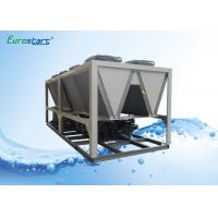 High Efficiency Commercial Water Chiller with Air Cooling Mode Charged R134A Coolant Manufactures