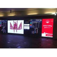 Quality P1.56 800nits Brightness Large LED Video Wall Indoor Advertising LED Display for sale