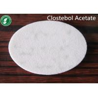 White Crystalline Muscle Growth Steroids Clostebol Acetate For Bodybuilding 855-19-6 Manufactures