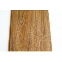 Wood Grain Waterproof Laminate Wall Panels For Hotels Sound - Absorbing Manufactures
