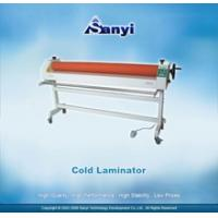 China Manual Cold Laminator on sale