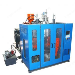 Automatic blue plastic Extrusion Blowing Moulding Blow Molding Machine Manufactures
