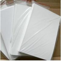 high quality A4 transfer paper sublimation paper for t shirt ceramic metal glass Manufactures