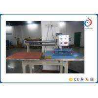 Pneumatic Fully Automatic Heat Press Machine With Dual Working Bench Manufactures