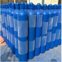 Optional Color Industrial Gas Cylinder Manufactures