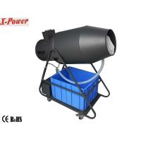 Professional High Output 1000W Spray Foam Machine For Outdoor / Foam Party X-H-01 Manufactures