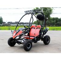 Air cool Fully Auto with reverse CVT(F+N+R),125cc go kart buggy with disc brake Manufactures