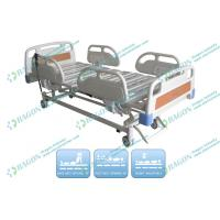 Detachable ABS Plastic Mattress Electric Hospital Bed With Three Functions Manufactures
