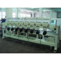 Portable Tubular / T - Shirt Embroidery Machine Low Noise And Less Vibration Manufactures