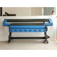 Eco Friendly DX5 Eco Solvent Inkjet Printers With CMYK Color / Dye Sublimation Ink Manufactures
