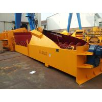 China Large Capacity Silica Spiral Sand Washer Low Energy Consumption 350 T/H on sale