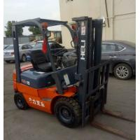 China 3000kg Rated Capacity Construction Machines Second Hand TCM Forklift Truck on sale