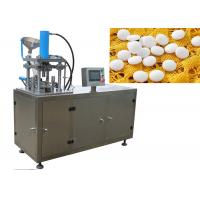 China Industrial Grade Camphor Tablet Making Machine Fully Enclosed Braced Structure on sale