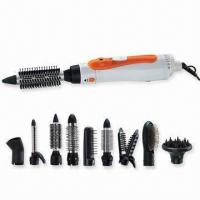 Electric Hair Brushes with Dual Voltage Selection and Cool Shot Function Manufactures