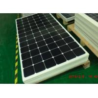 China ISO Plant Most Efficient Solar Panels 100W Making Excellent Solar Power System For Home on sale