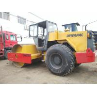 China Used Dynapac CA25D Road Roller for sale on sale