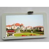 Quality 7 Inch Touchpad Tablet PC RK3026 512M DDR3 4GB Dual - core for sale