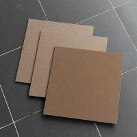 China 30X30 Cm Salt And Pepper Porcelain Tiles Non Slip Coffee / Chocolate Color on sale