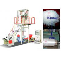 Full production line for plastic tshirt bag Manufactures