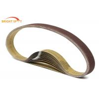 Resin Black Diamond Sanding Belt X Weight For Grinding Stainless Steel Coils Manufactures