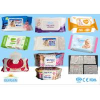 Soft care Baby Wipes Organic Biodegradable Wet Wipes 15cm  X 20cm Sheet Size 80pcs Manufactures