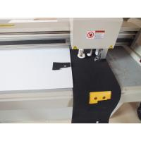 China 6mm - 60mm Cutting Thickness Foam Cutting Machine For Sporting Goods on sale