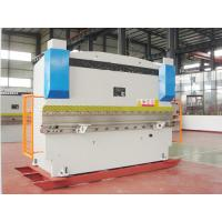 WC67Y CNC Metal Bending Machine , CNC Sheet Bending Machine For Metal Manufactures