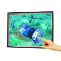 Open Frame Industrial LCD Monitor Wall - Mounted  For Shopping Malls 1280x1024 Resolution Manufactures