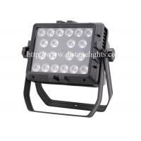 20 X 15W LED Disco Stage Wash Led Effect Lights 5 In 1 IP65 Waterproof Floodlight Manufactures