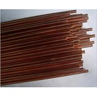 China C1100 C1020 red copper round bars ASTMB152 B187 B133 on sale