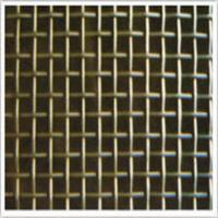 China Galvanized square wire mesh is manufactured in galvanized iron wire. on sale