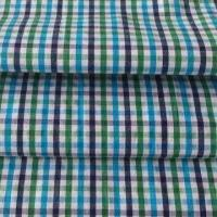 Stretch Yarn-dyed Check Fabric, Measures 60 x 60+40D/200 x 100 with 48 or 50 Inches Width Manufactures